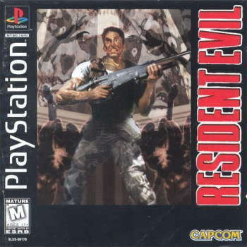 Resident Evil U Iso Slus 00170 Rom Download Free Ps 1 Games