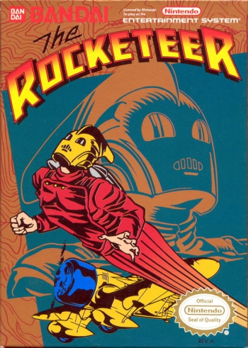 Rocketeer, The  Game