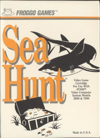 Sea Hunt     Game