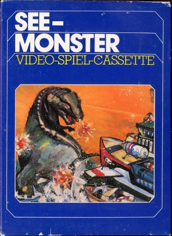 Sea Monster - See-Monster     Game