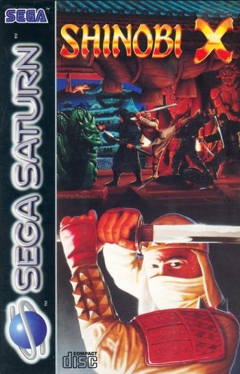 Shinobi-X (E) ISO ROM Download - Free Saturn Games - Retrostic