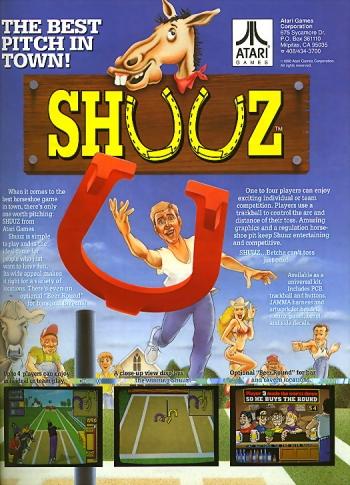 Shuuz (version 7 1) ROM Download - Free Mame Games - Retrostic