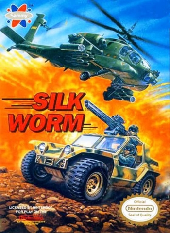 Silk Worm  Game