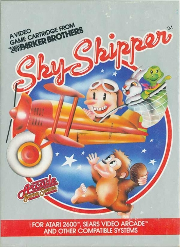 Sky Skipper    Game