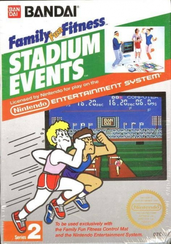 Stadium Events  Game