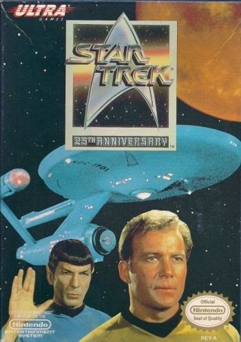 Star Trek - 25th Anniversary  Game