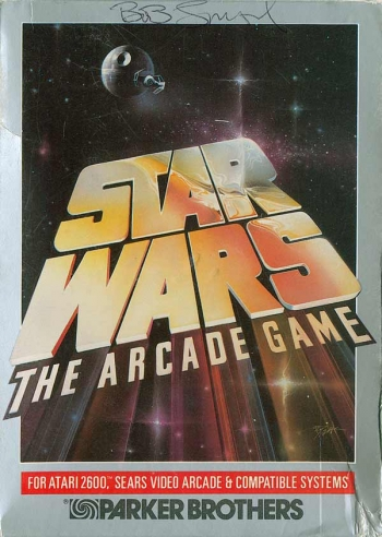 Star Wars - The Arcade Game    Game