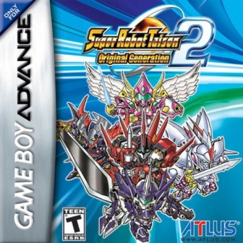 Super Robot Taisen - Original Generation 2  Game