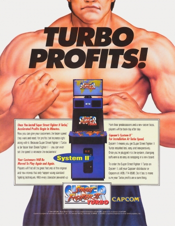 Super Street Fighter II Turbo  Game
