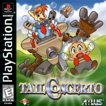 Tail Concerto [U] ISO[SLUS-00660] Game
