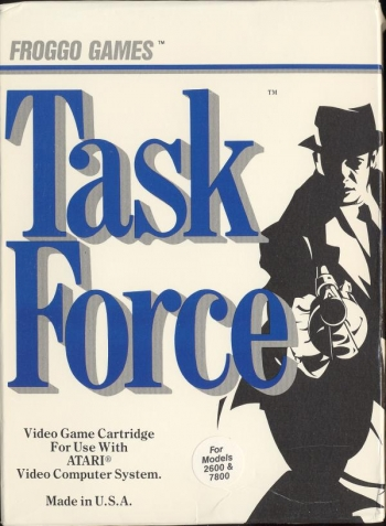 Task Force     Game