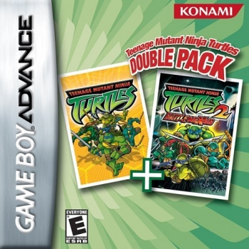 Teenage Mutant Ninja Turtles - Double Pack  Game