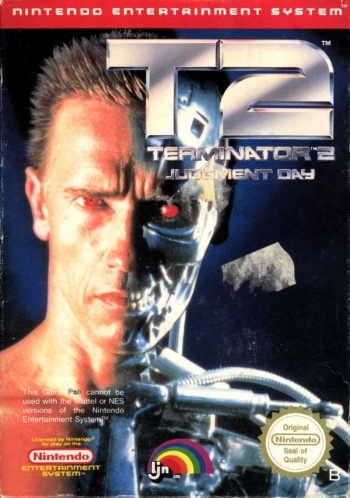 Terminator 2 - Judgment Day  Game