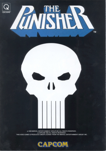 The Punisher  Game