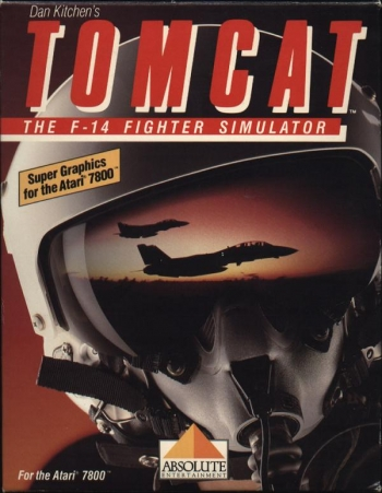 Tomcat - The F-14 Fighter Simulator Game