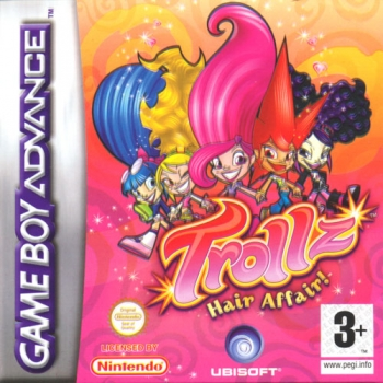 Trollz - Hair Affair  Game