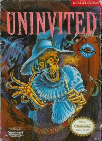 Uninvited  Game