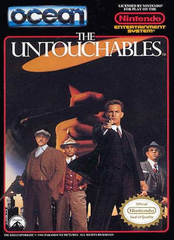 Untouchables, The  Game