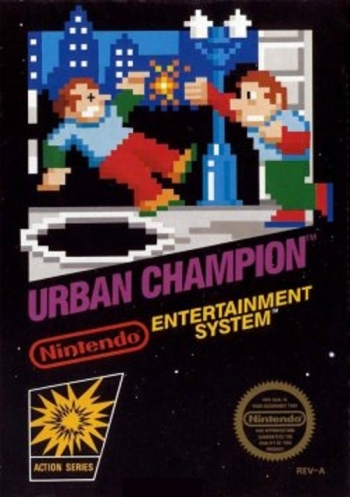 Urban Champion  Game