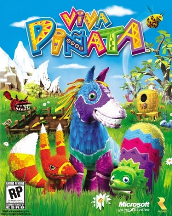 Viva Pinata - Pocket Paradise  Game
