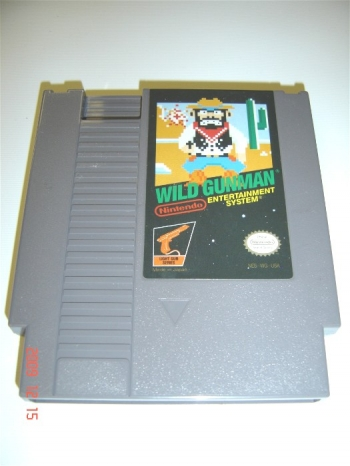 Wild Gunman  Game