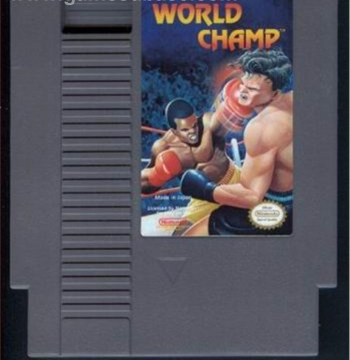 World Champ - Super Boxing Great Fight  Game