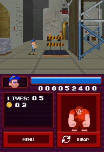 Wreck It Ralph U Eximius Rom Download Free Nds Games Retrostic