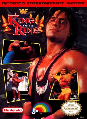 WWF King of the Ring  Game