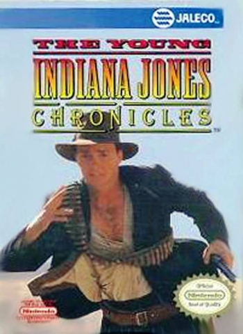 Young Indiana Jones Chronicles, The  Game