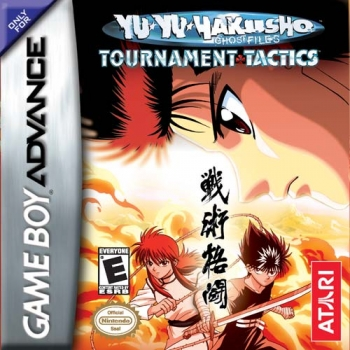 Yu Yu Hakusho - Tournament Tactics  Game