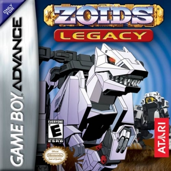 Zoids - Legacy  Game