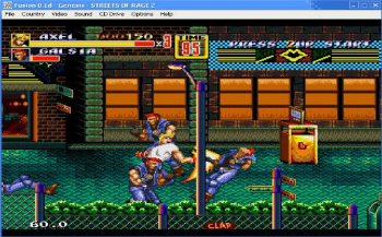 Download Kega Fusion Emulator