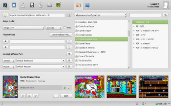 Download FS-UAE Emulator