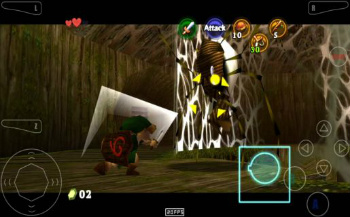 Mupen64Plus FZ Emulator Free Download for Android