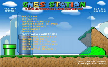 Download SNES-Station Emulator