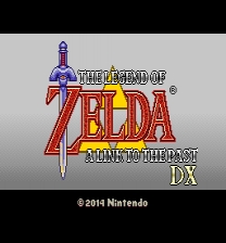 A Link to the Past DX ROM
