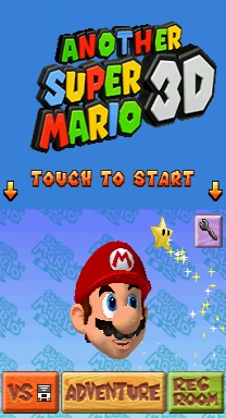 Another Super Mario 3D Game