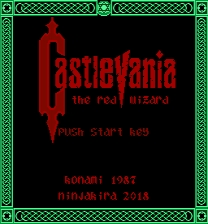 Castlevania: The Red Wizard ROM