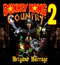 Donkey Kong Country 2: Brigand Barrage ROM