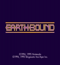 EarthBound: Tenth Anniversary Edition Game