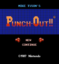 Mike Tyson's Punch-Out!! Restoration Game