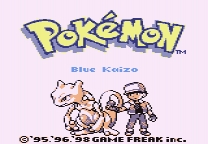 Pokemon Blue Kaizo Game