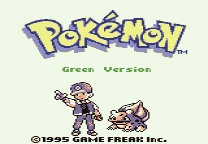 Pokemon Green in English ROM