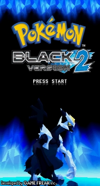 Pokemon Blaze Black 2 ROM