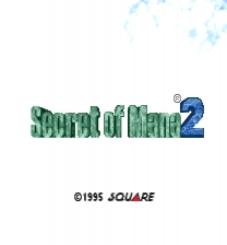 Secret of Mana 2 Titlescreen Patch ROM
