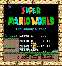 SMW The Crown Tale ROM