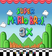 Super Mario Bros. 3X Game
