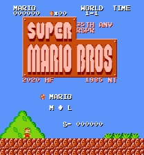 Super Mario Bros. Resprited Game