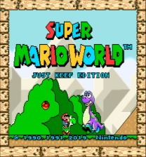 Super Mario World: Just Keef Edition ROM