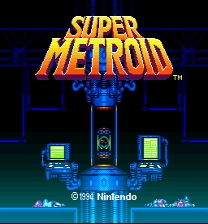 Super Metroid: GBA Style! ROM